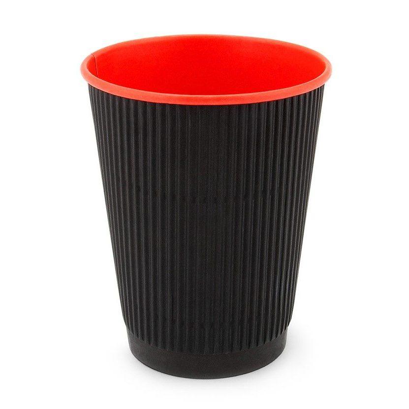 Гофрированные стаканчики